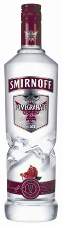 Smirnoff Vodka Pomegranate